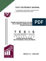 Tesis Geologia El Cajon Editable
