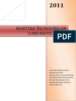 Martirii Inchisorilor Comuniste-eroi