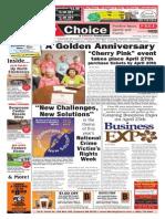 Weekly Choice 20p 041813