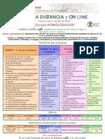 Cursos a Distancia y online ,Cursos HOMOLOGADOS / http://www.edpformacion.co.cc