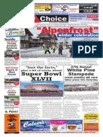 Weekly Choice 18p 013113