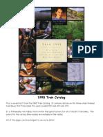 Trek catalog 1995