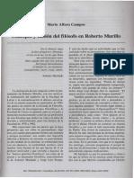 Concepto y Mision Del Filosofo en Roberto Murillo