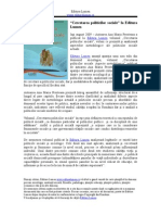 Ana Maria Preoteasa Cercetarea Politicilor Sociale Editura Lumen