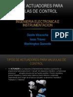 Tipos de Actuadores Para Valvulas de Control(7)