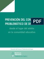 Prevencion en adicciones touzzé