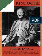 Kalu Rinpoche - The Dharma