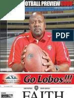 Lobo Football Preview 2009