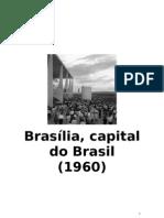 Brasília, capital do Brasil (1960)