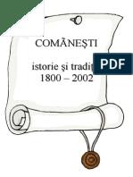 Comanesti - Istorie Si Traditie 1800-2000