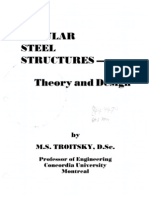 Tubular Steel Structures - Theory and Design