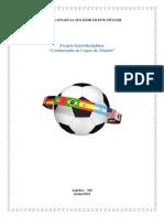 Projeto Copa Do Mundo- Interdisciplinar