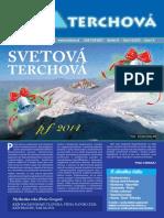 Obecné noviny Terchová - 2013 / 5, 6
