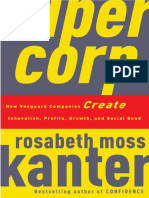 SuperCorp by Rosabeth Moss Kanter - Excerpt