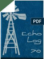 UCA 1970 Echo Log