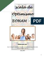 Escala de Optimismo EOHAM - 2 Ejemplo Manual Off
