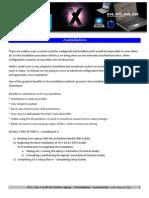 P3 Installation HP DVx 2.01
