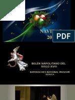 0 BELÉN NAPOLITANO DEL SIGLO XVIII - Museo Nacional de Baviera - Munich (ef)