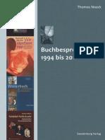 Buchbesprechungen 1994 bis 2011