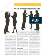 Konversation als Managementmethode