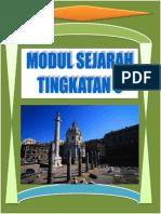 MODUL SEJARAH T5