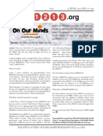 11213.org Issue 6 - 23 Teves 5774