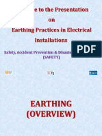 Earthing Practices