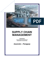 Supply Chain Management Administracion Cadena Suministro