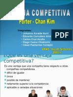 Ventaja Competitiva - Porter vs Chan Kim