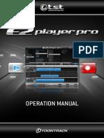 EZplayer Operation Manual