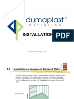 Interior Decorative Wall Panels - Installation Guide #2