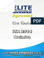 Elite Resolve ITA 2014-Quimica