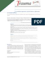 Uso de biomateriales en medicina regenerativa, aspectos básicos y aplicaciones