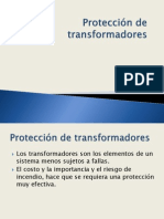 Protección de transformadores