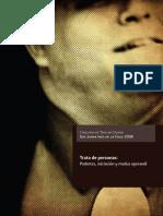 MONTIEL TORRES, Óscar - Padrotes, iniciación y modus operandi - CIESAS-Inmujeres 2009 - 229pp