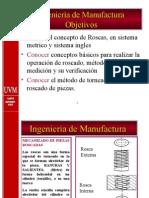Clase 100912 Al 270912 Roscado