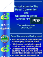 Intro to Basel Convention