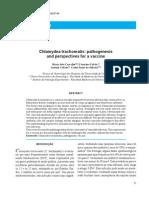 chlamydea trachomatis - patogenese e perspectivas para uma vacina