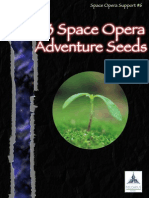 PLG3006-43 Space Opera Adventure Seeds