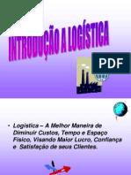 Introdu+º+úo a Logistica
