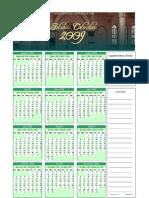 Islamic Calendar Ummulqura 2009