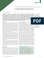 pathogenesis, treatment, and prevention of pneumococcal pneumonia