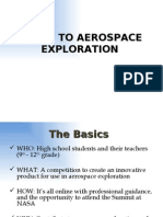 Aerospace Exploration