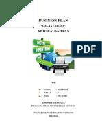 Business Plan Digital Printing