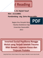 Inverted Ductal Papilloma RM