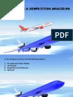 Airlines comparison