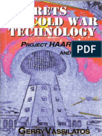 Secrets of Cold War Technology - Gerry Vassilatos (2000)
