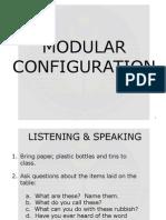 11 Modular Configuration