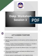 13 Kssr Year Four Workshop Dskp