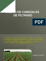 Cabezal de Riego Carlos Cruzado
